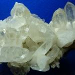Bergkristallstufe (leicht beschädigt)